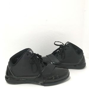 Under Armour Micro G Black Ice Basketball size 9